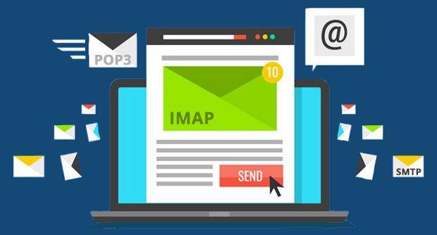 POP3 e IMAP