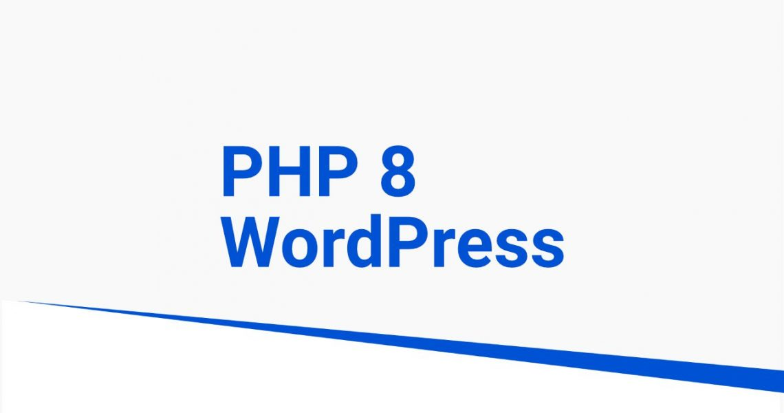 php8 WordPress